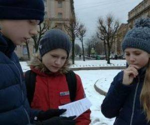 """Районный квест """"Их именами названы улицы"""""""