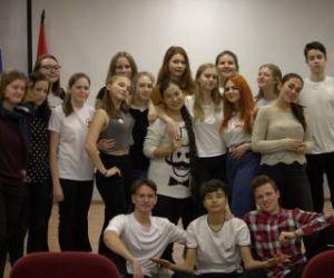 День рождения Совета Старшеклассников Кировского района
