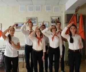 """Районный конкурс """"Комсомольская правда моей семьи"""""""