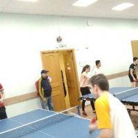 Районный турнир по настольную теннису среди учащихся ОУ Кировского района