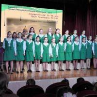 Районный Рождественский хоровой фестиваль