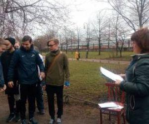 Финал детско-юношеских оборонно-спортивных и туристских игр «Зарница – 2018»