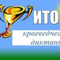 Районный краеведческий диктант для учащихся школьных музейных активов ОУ Кировского района