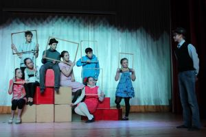 Театральный коллектив «Лестница»