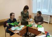 Семейный практикум для родителей воспитанников ОДОД по теме «Творческие новогодние поделки».