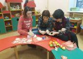 Семейный практикум «Мастерим из солёного теста» для родителей воспитанников ОДОД